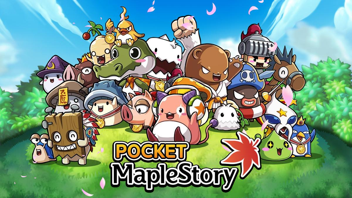Fighting With Your Friends Against Cute Monsters In MapleStory Now