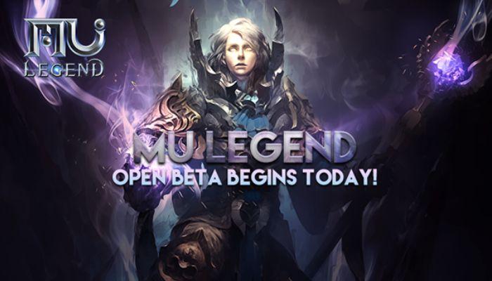 MU Legend: Start Of An Open Beta And New Trailer