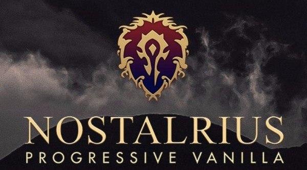 WOW Nostalrius Server