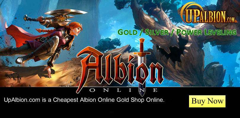 Buy The Cheapest Albion Online Gold With Best Service At UPAlbion