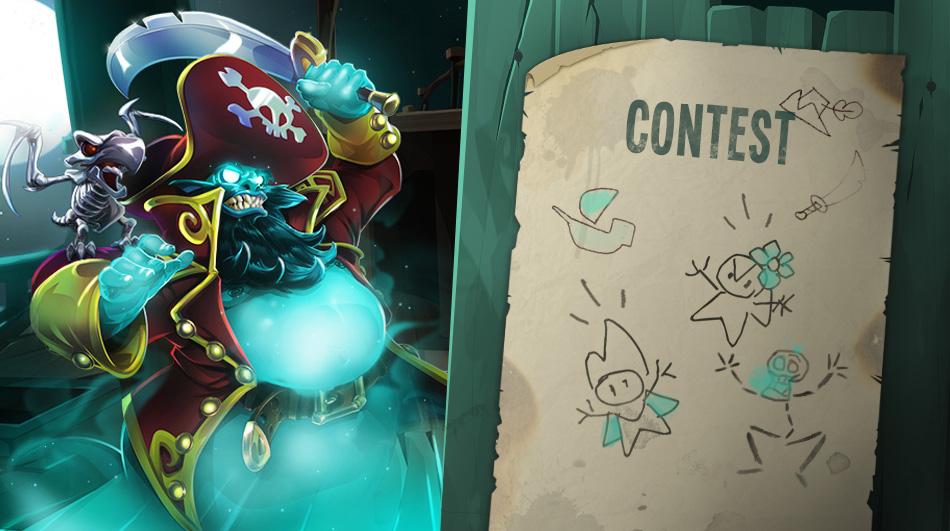 Participate In The DOFUS Touch Pirates FanARRRt Contest