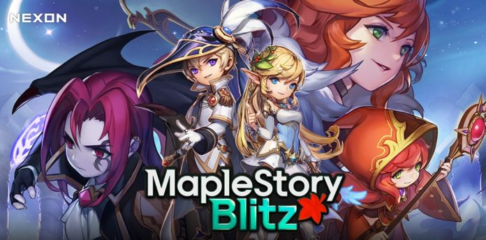 MapleStory Blitz - MMORPGs Are Officially Open For Testing In Countries