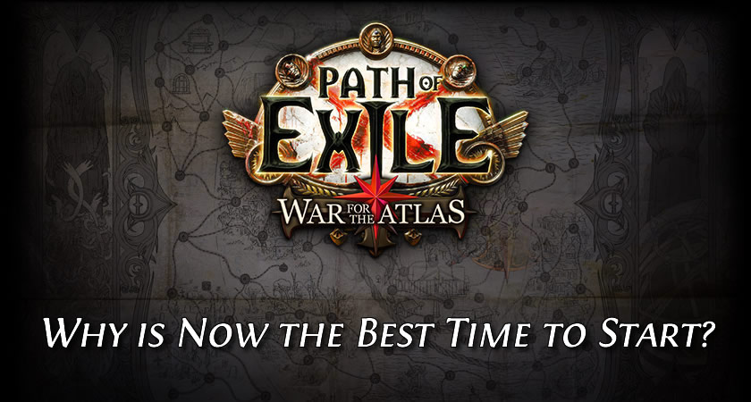 Why Now is the Best Time to Play Path of Exile?