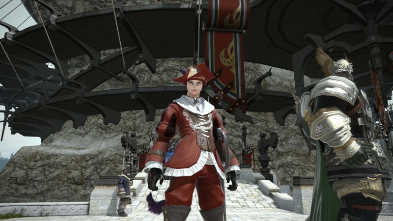 How To Unlock Red Mage In Final Fantasy XIV