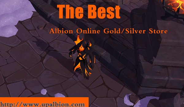 Massive World & Albion Online: It's Time To Take Your Weapon