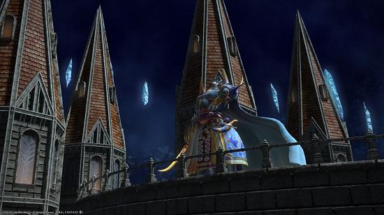 Omega Impressions In Final Fantasy XIV