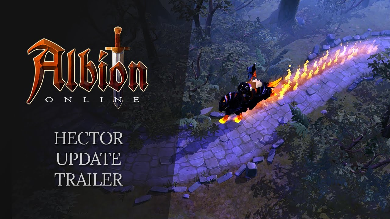 Other Improvements About The Online Hector Update In Albion Online