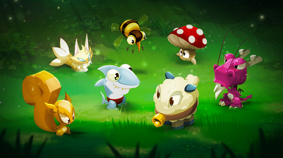 This Week Offers 30% Discount For DOFUS Touch Pets In Shop