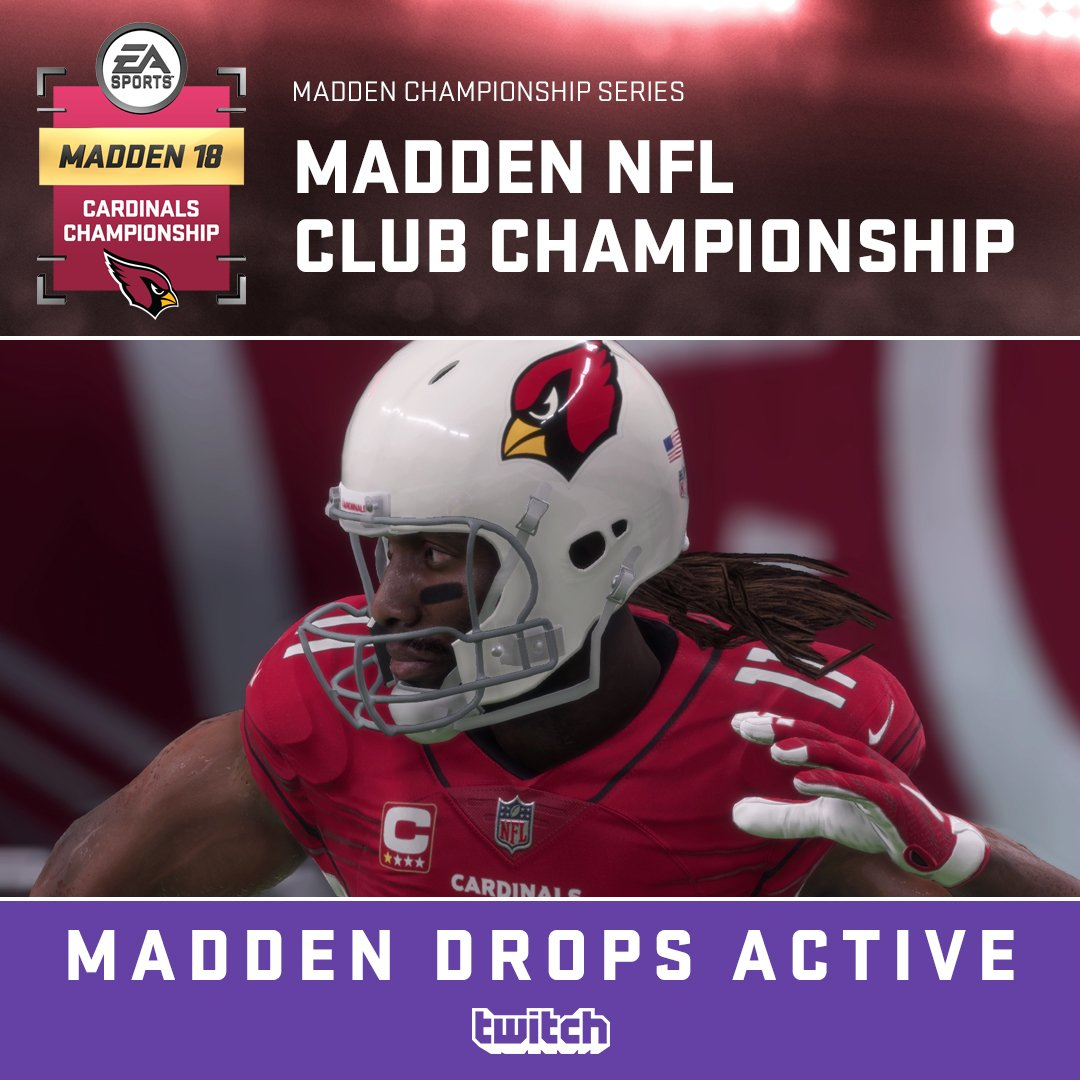 The Madden 18 Club Series - Cardinals Championship