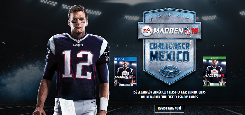Madden 18: The Madden Challenger Event In Mexico