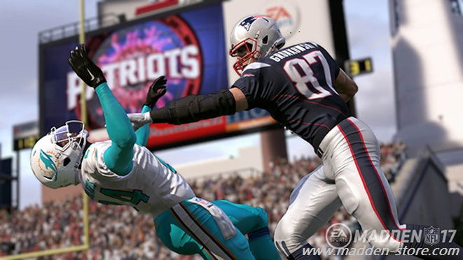 TWO Madden 17 tips for Stopping
