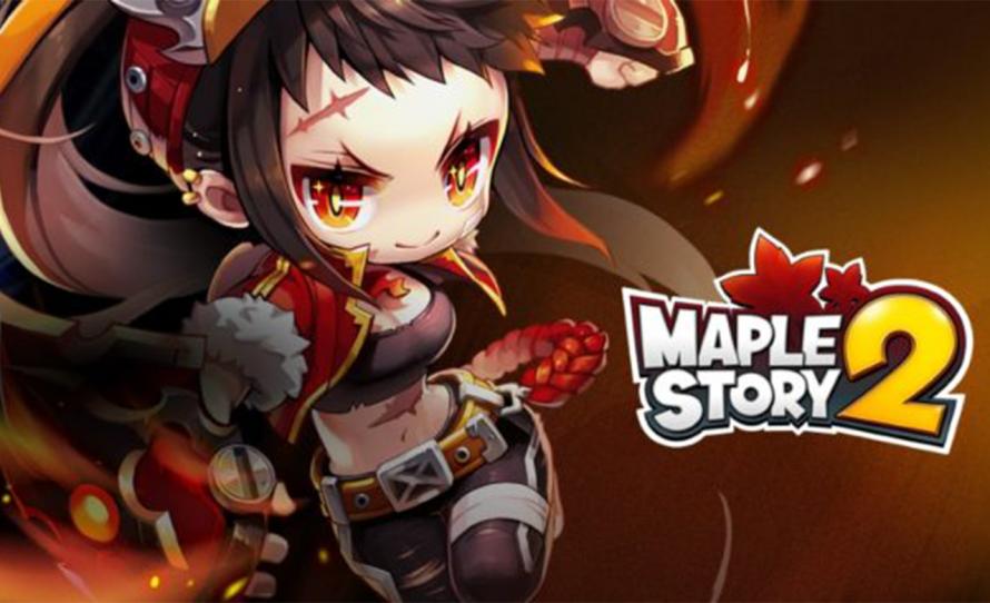 MapleStory 2 Striker