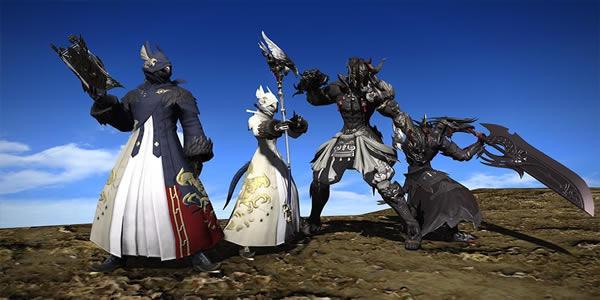 FFXIV4Gil aim to provide amounts of cheap Final Fantasy XIV Gil