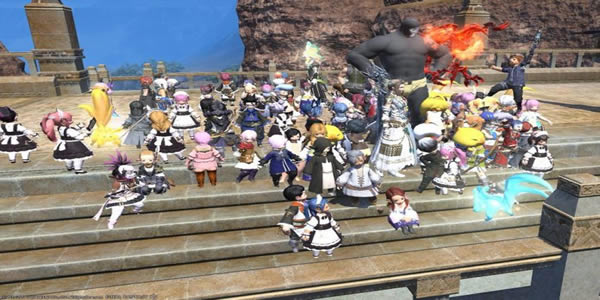 FFXIV4Gil Has Been Gathering Previous Experience And Tremendous Growth