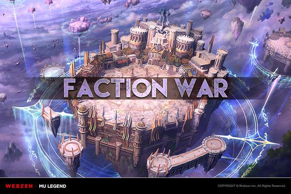 New PvP Feature - Guild Wars Start In MU Legend