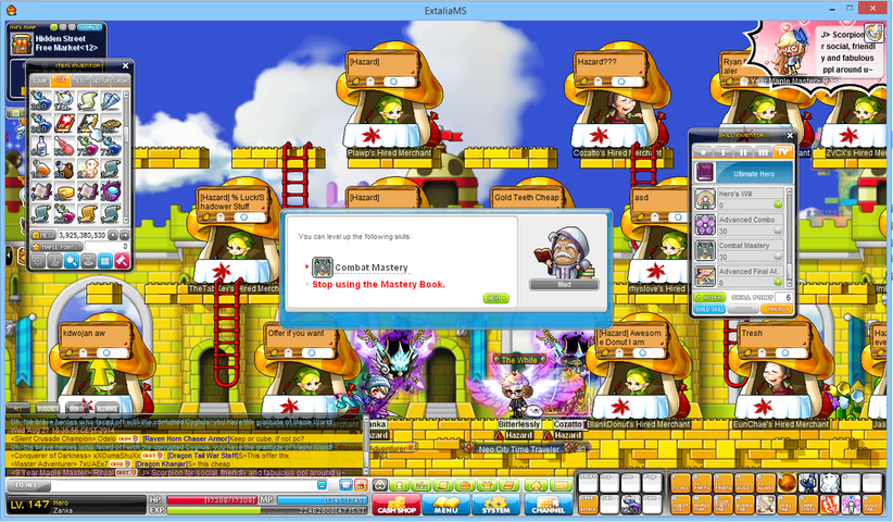 How to Get MapleStory Master Books