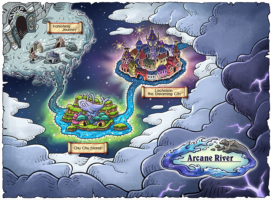 Maplestory The Fifth Job And Arcane River Guide Maplestoryer