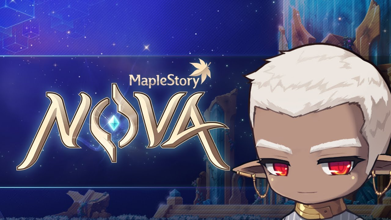 MapleStory Nova Trailer: Brilliance Of Illium