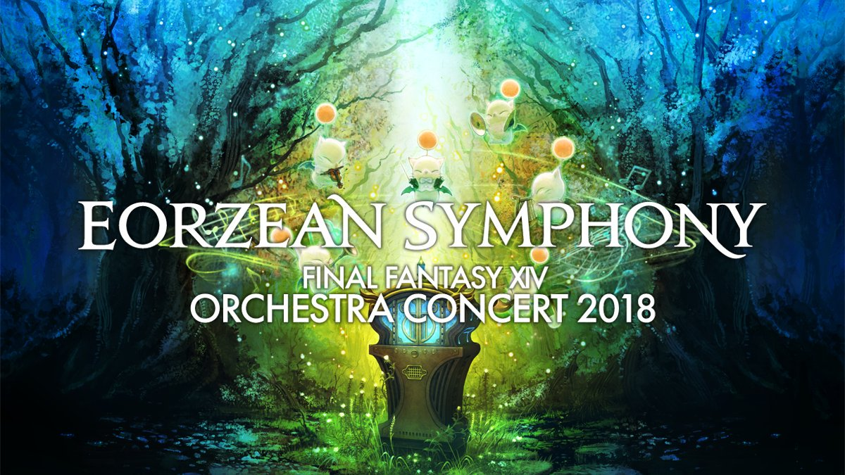Final Fantasy XIV - Eorzean Symphony Concert Comes To Germany In 2018