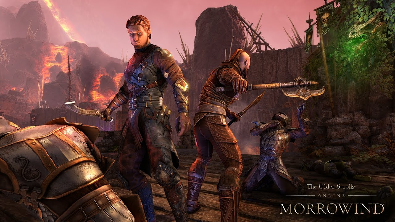 The Five Classes In The Elder Scrolls Online - eso-gold com