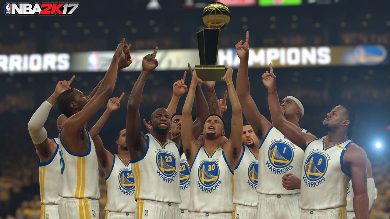 NBA 2K17 Forecast Epic NBA Finals and Champion
