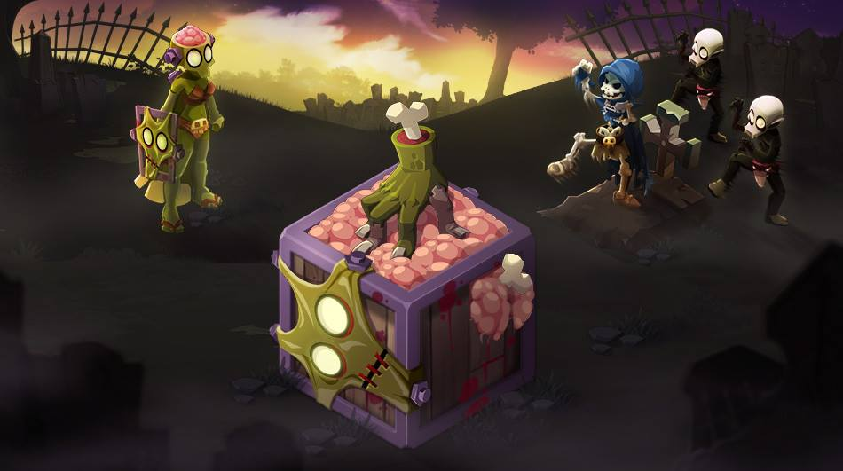 DOFUS Touch Weekly Shop Update (10/31)