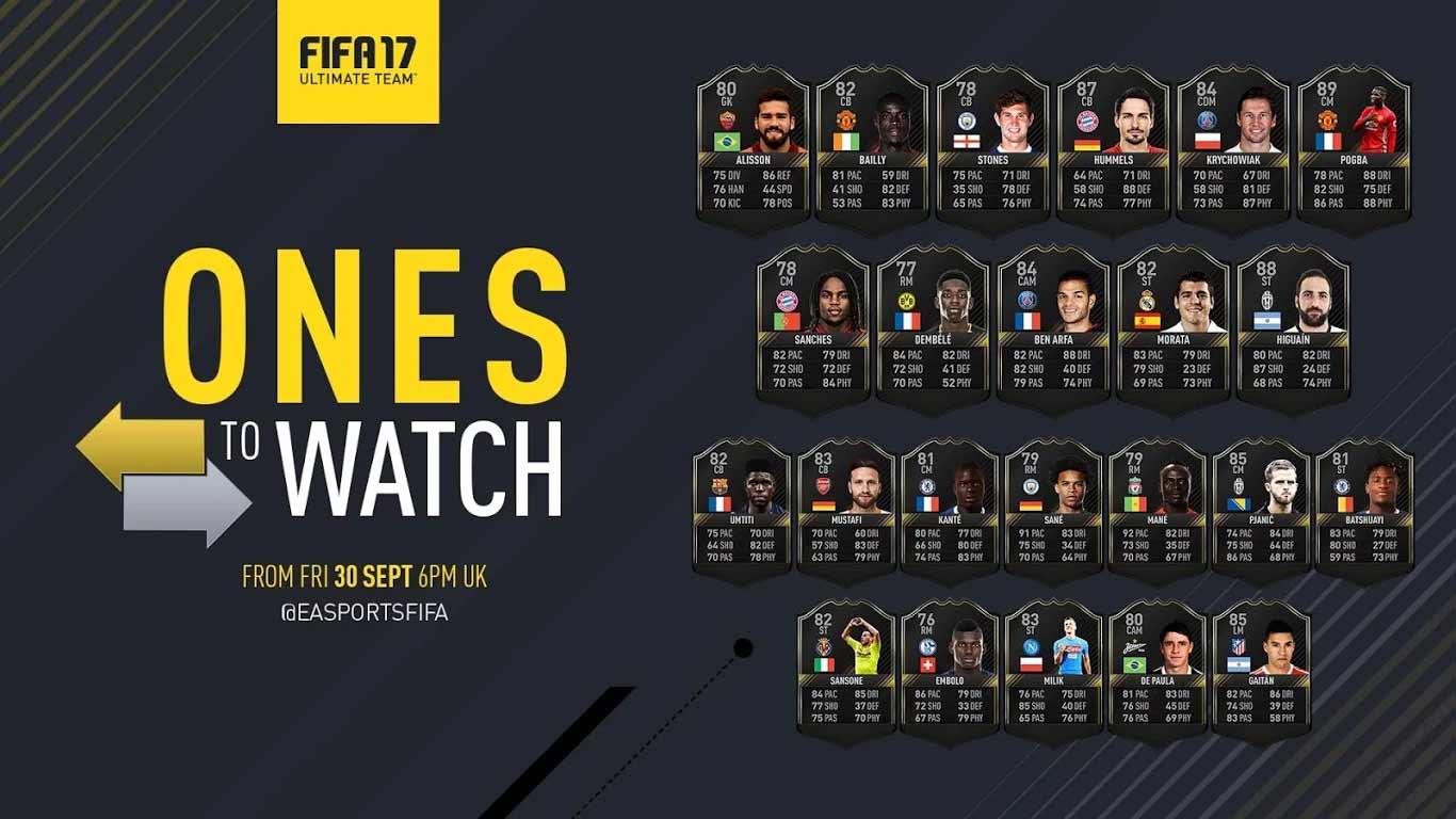 FIFA 17 OTW