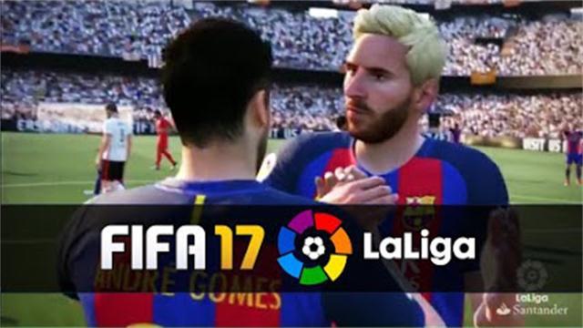 FIFA 17 La Liga Santander