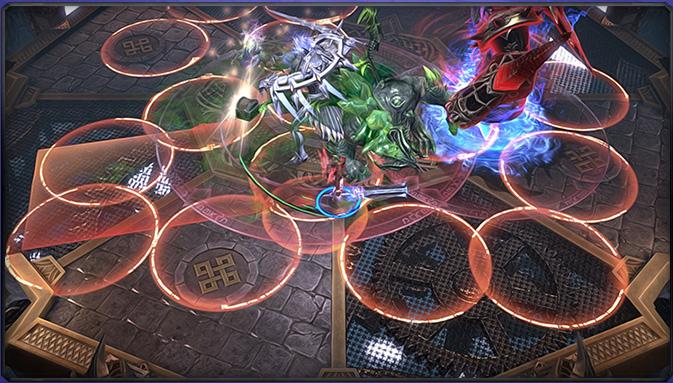 Announcement Of Noria Update For MMORPG MU Legend