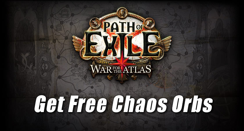 Get Free Chaos Orbs