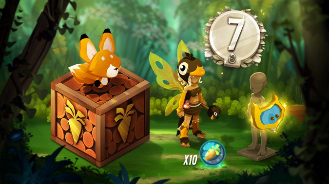 DOFUS Touch Weekly Shop Update (4/10)
