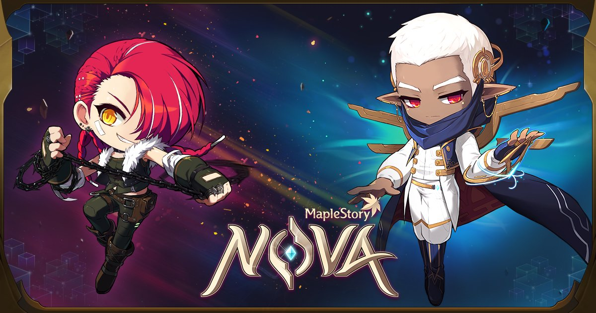 MapleStory Nova Is Going To Be Released On November 29