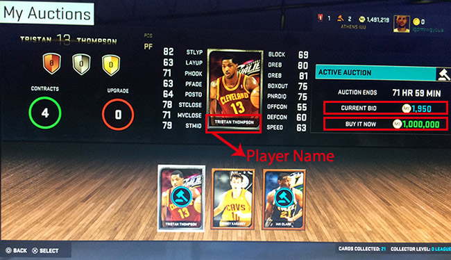 How to Trade NBA MT - Last