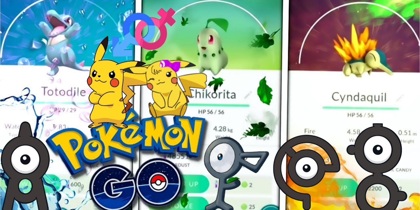 Unown Is Really Hard To Find In Pokemon Go - pokemonbux com