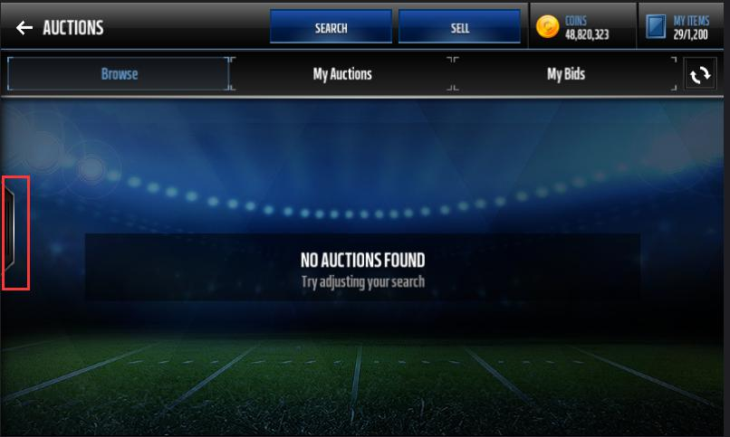 Madden Mobile Trade Guide: How to Post Card