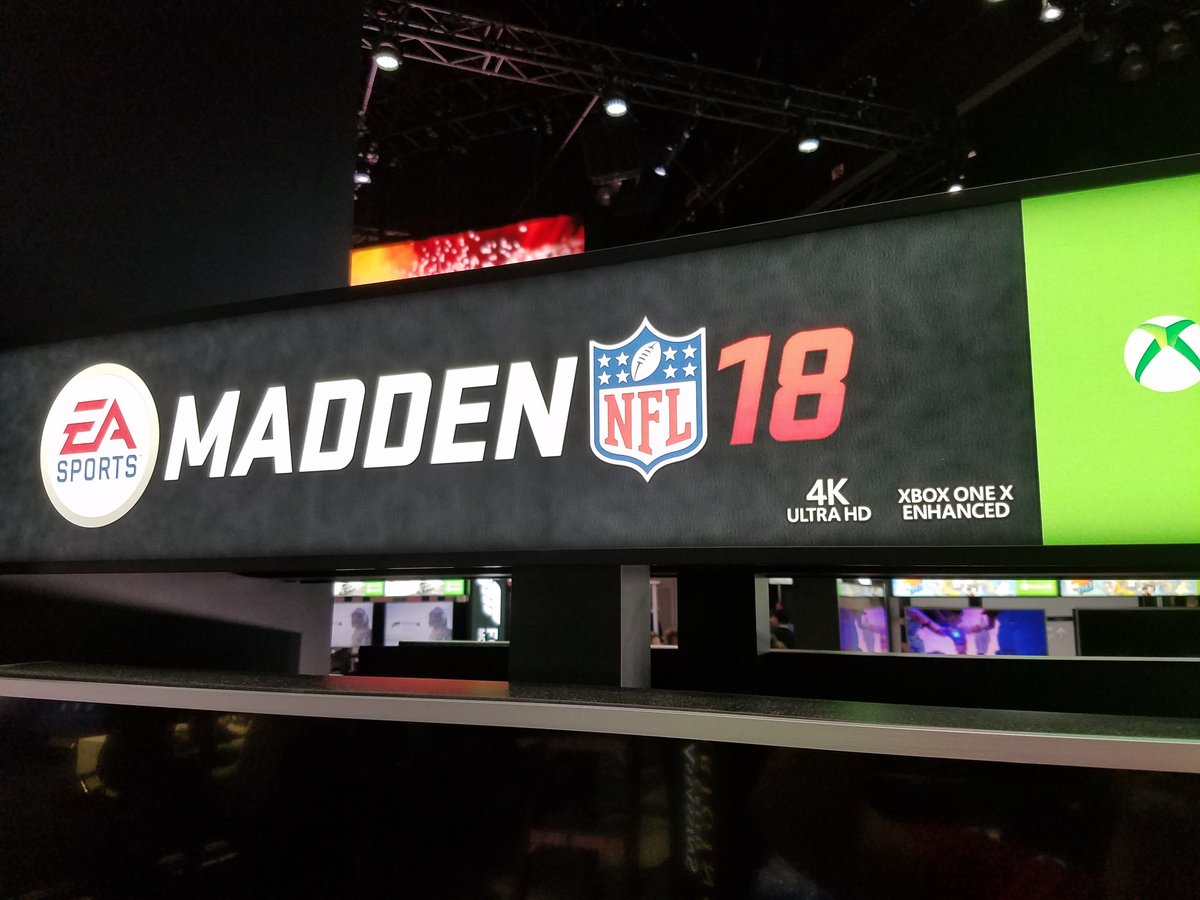 EA Sports Has Confirmed PS4 Pro Support In Madden 18