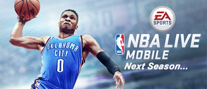 The next season of NBA LIVE Mobile will be coming soon