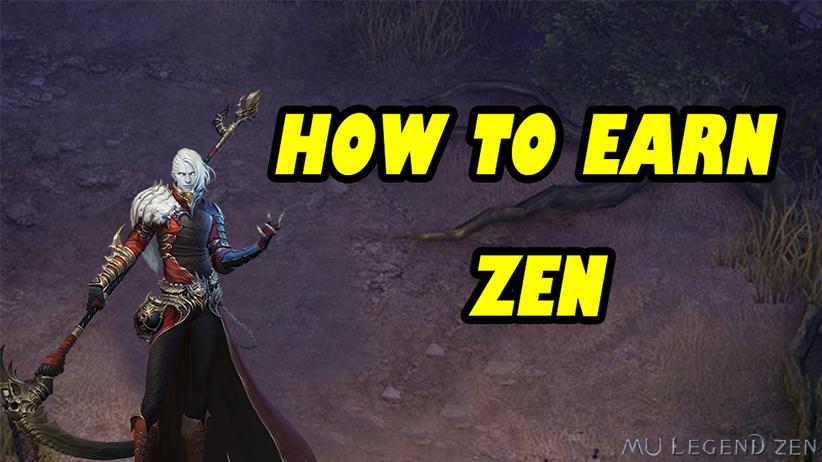 How to Earn MU Legend Zen?