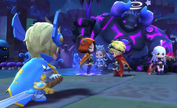 MapleStory 2 Brings New Mysteries To Uncover