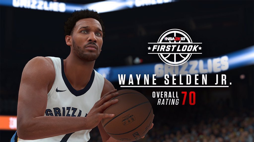 NBA 2K18 First Look And Player Ratings - Round 5 - u4nba com