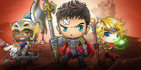 Maple Story USA: Over 30 Characters And 4 Key Features