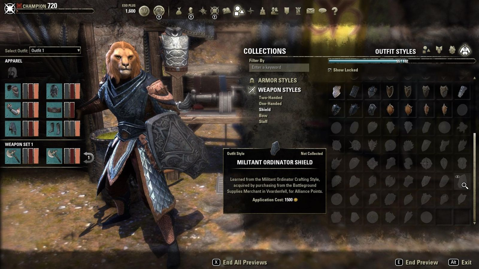 The Elder Scrolls Online Outfit System Is Soon In The Game - eso