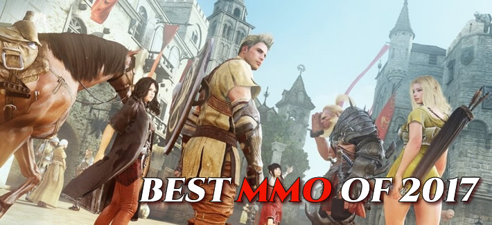 The 10 Best MMOs of 2017