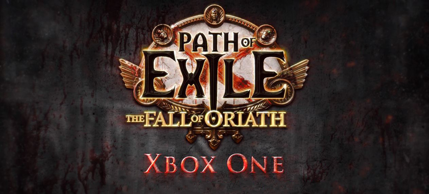Path of Exile on XBOX ONE will Launch on August 24