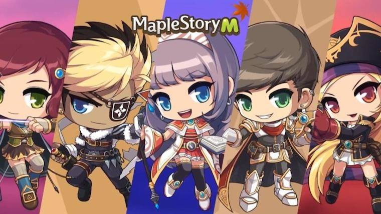 MapleStory M Will Reportedly Offer New Playable Characters