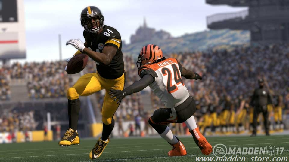 Tricks for throwing the ball away in Madden 17 Xbox One and Ps4 guide