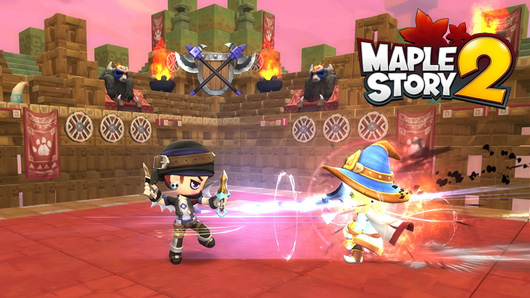 New MapleStory 2 Video Show How To Secure Item Points