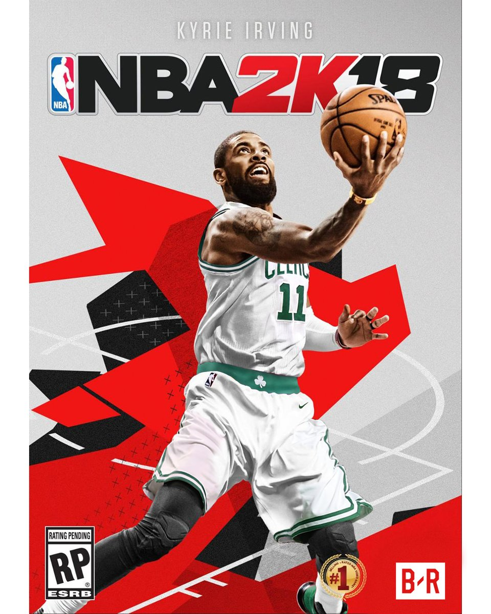 NBA 2K18: Kyrie Irving Trading Provides New Cover And Video For All-Time Teams