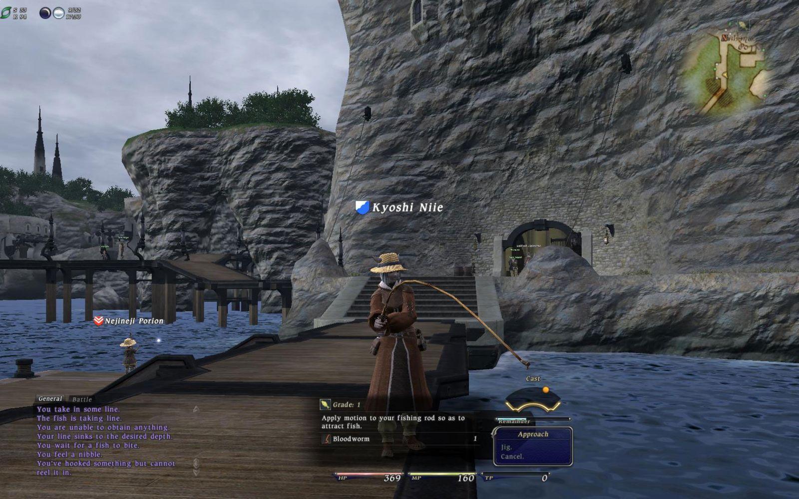 Make FFXIV Gil via Fishing