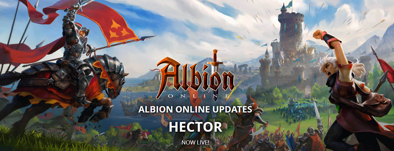 Albion Online Released Its Launch Patch On July 17